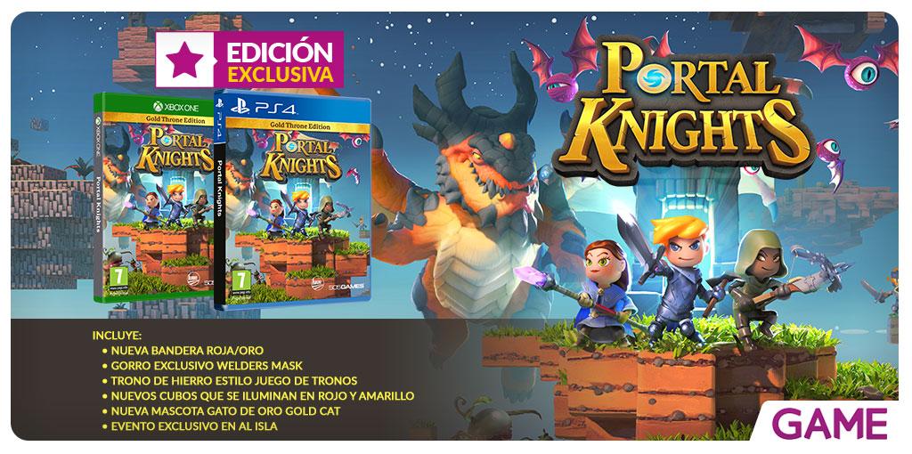 Portal Knights GAME