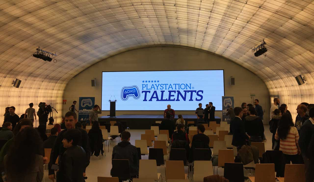 PS Talents Games Camp