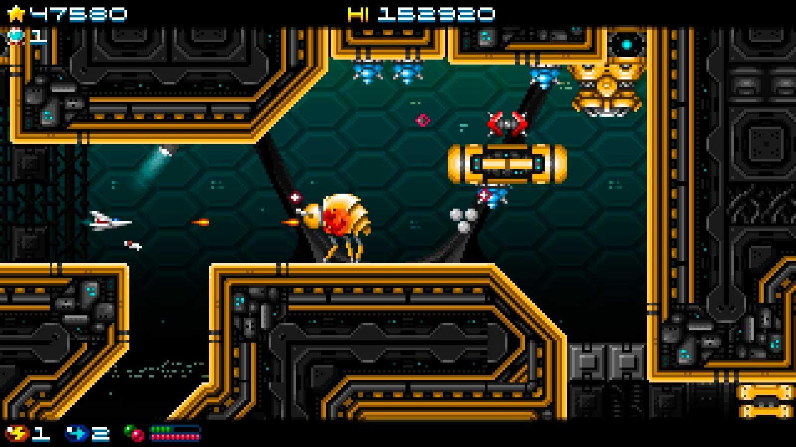 Análisis de Super Hydorah el shooter español para Xbox One ...