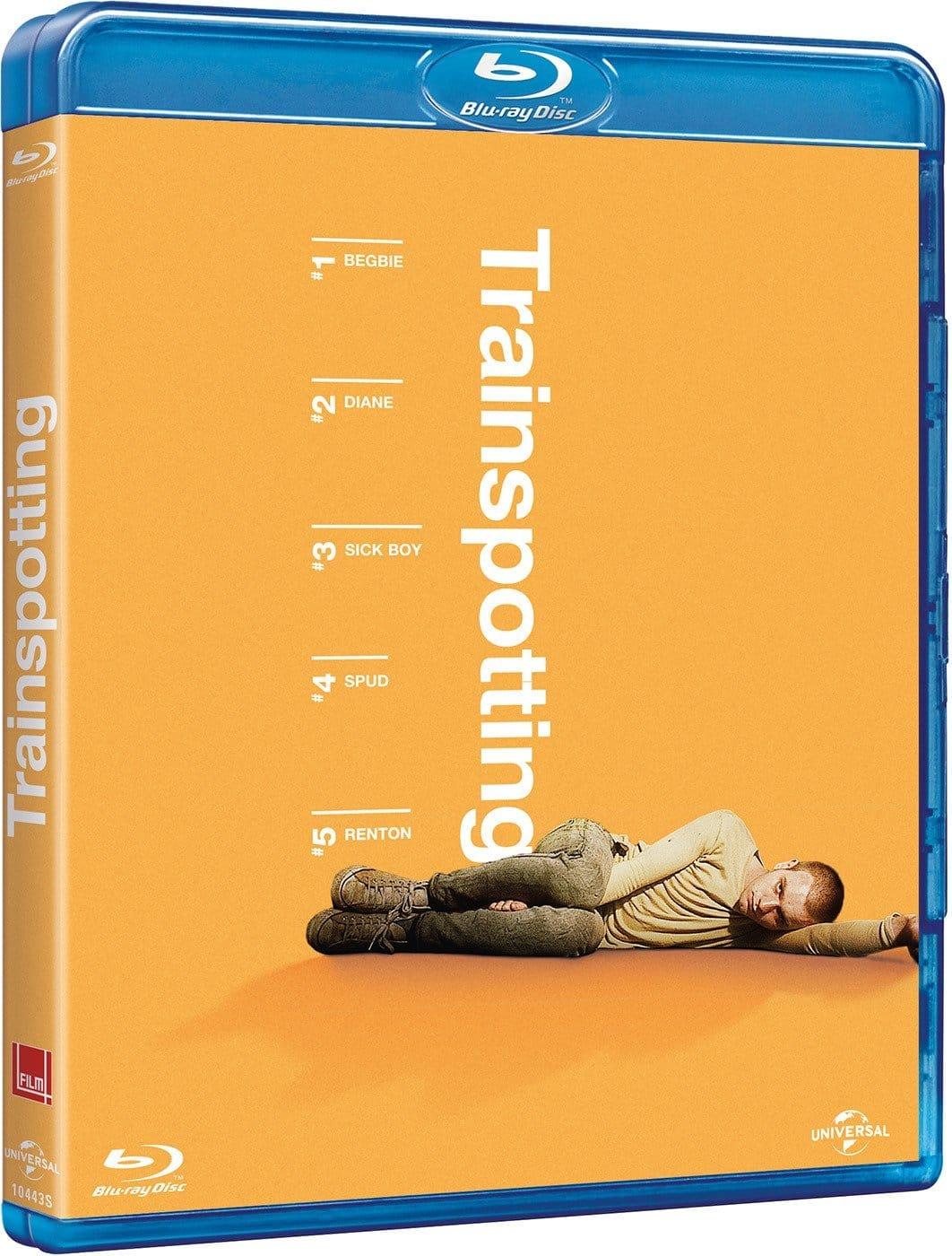 Trainspotting Blu Ray