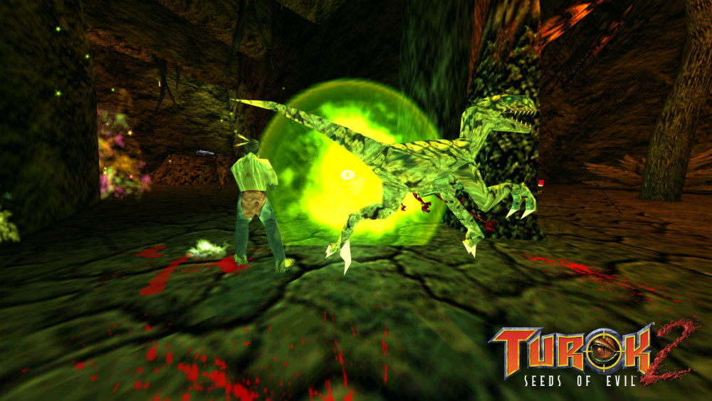 Turok 2 Seeds of Evil Remastered