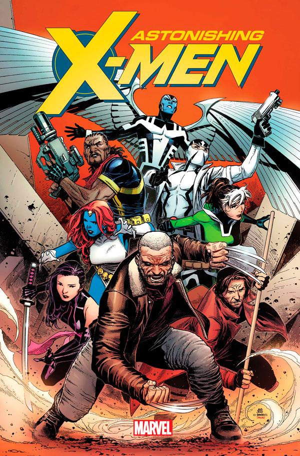 El viejo Logan lidera el nuevo cómic de Marvel