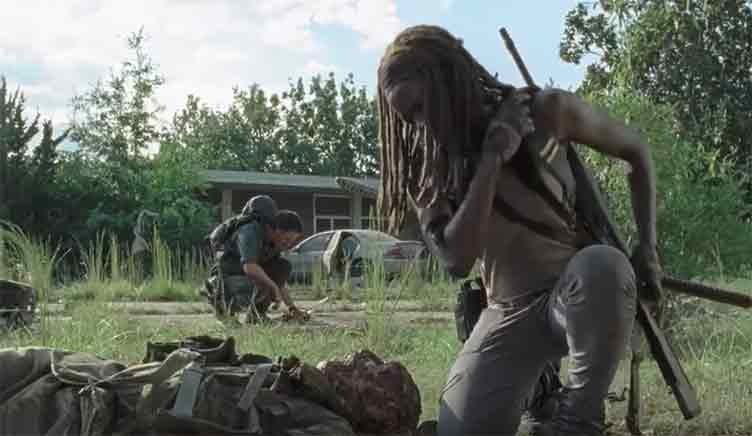 The Walking Dead 7x12