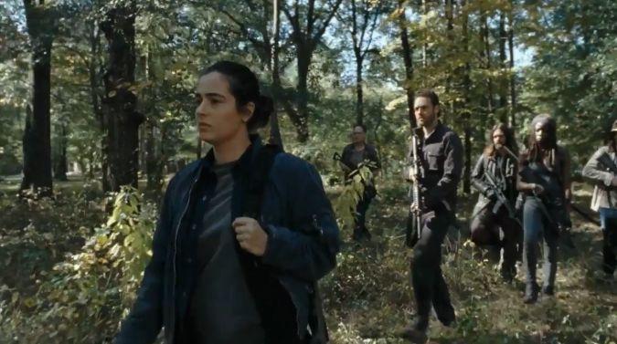 The Walking Dead 7x15