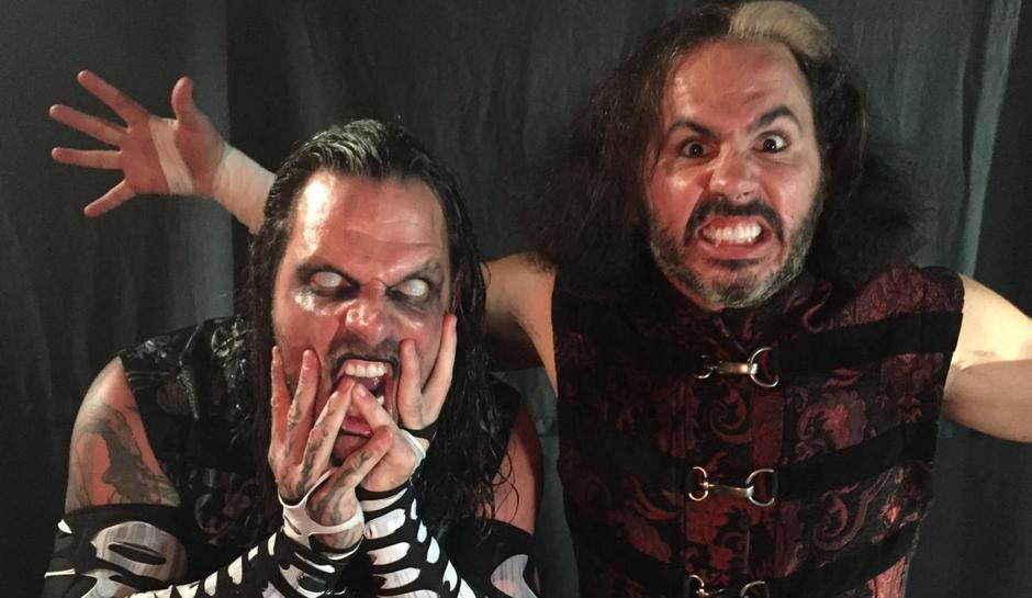 WWE - Hardy Boyz