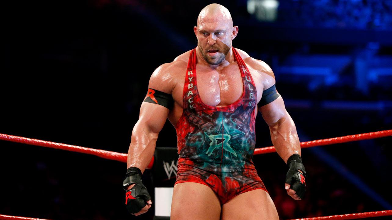WWE - Ryback