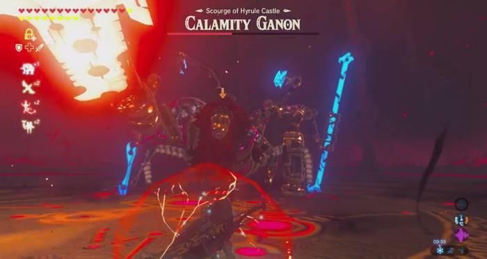 Zelda Breath of the Wild Ganon 02