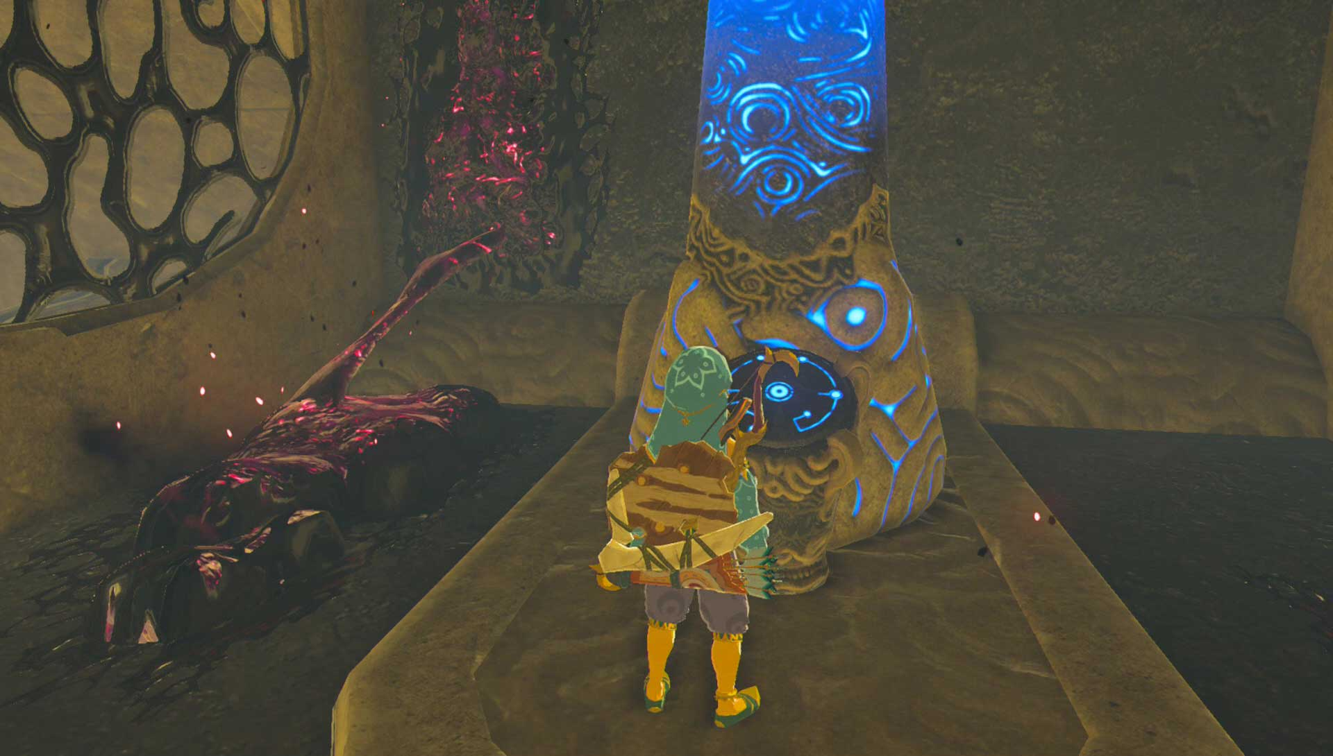 Zelda Breath of the Wild Naboris