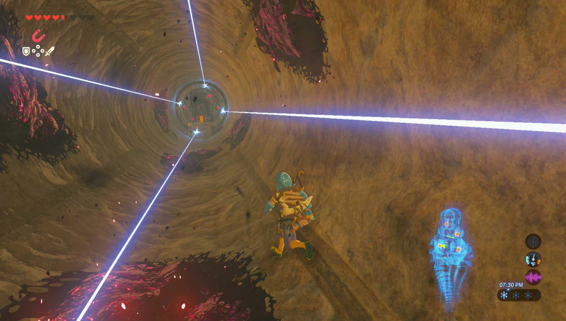 Zelda Breath of the Wild Naboris