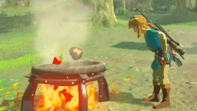 Gu a zelda breath of the wild c mo cocinar todas las for Kochen pokemon quest