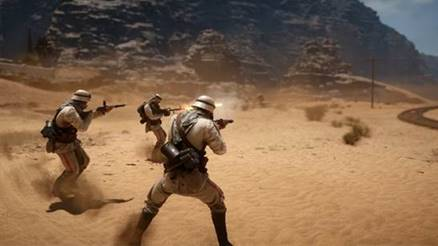 Battlefield 1 - Actualización de primavera