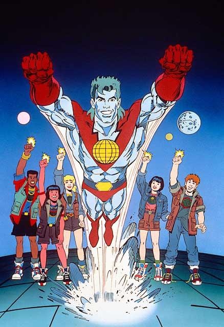 Capitán Planeta