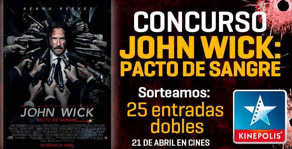 Concurso John Wick