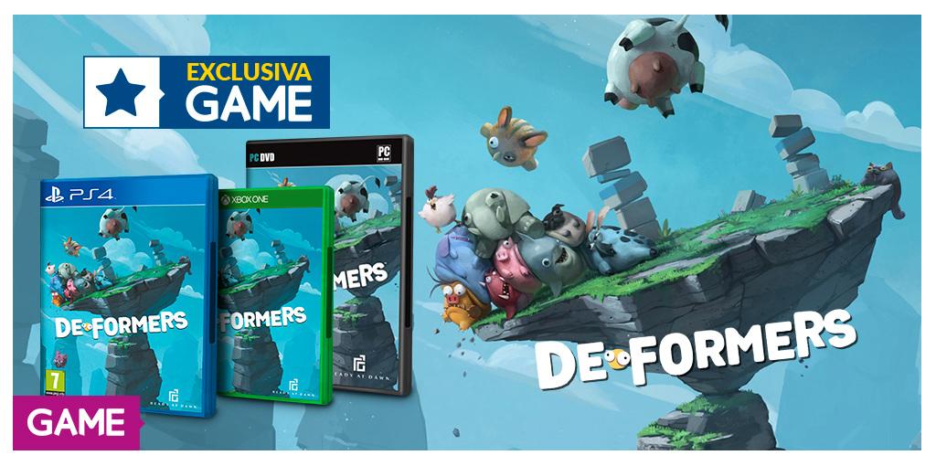 Deformers GAME