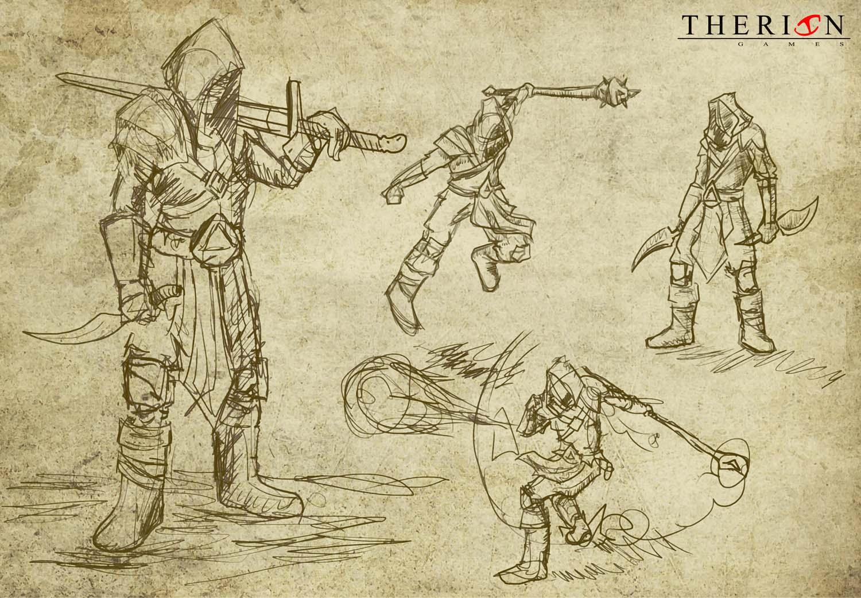 U-tad Diarios de Desarrollo U-tad Therion Games