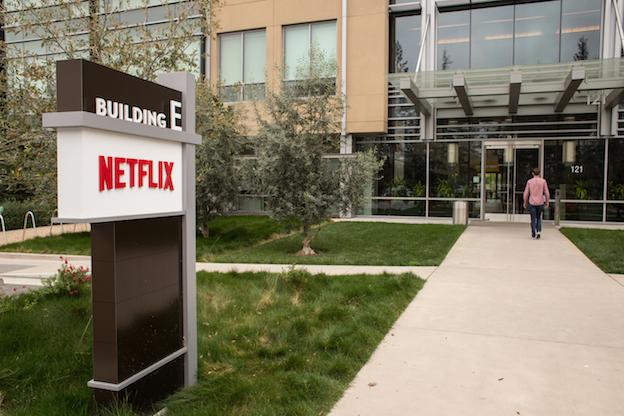 Edificio E de Netflix