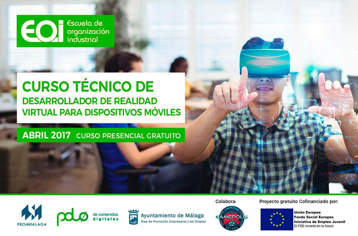 EOI - Curso VR en Málaga