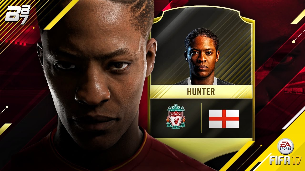 FIFA 17 Alex hunter