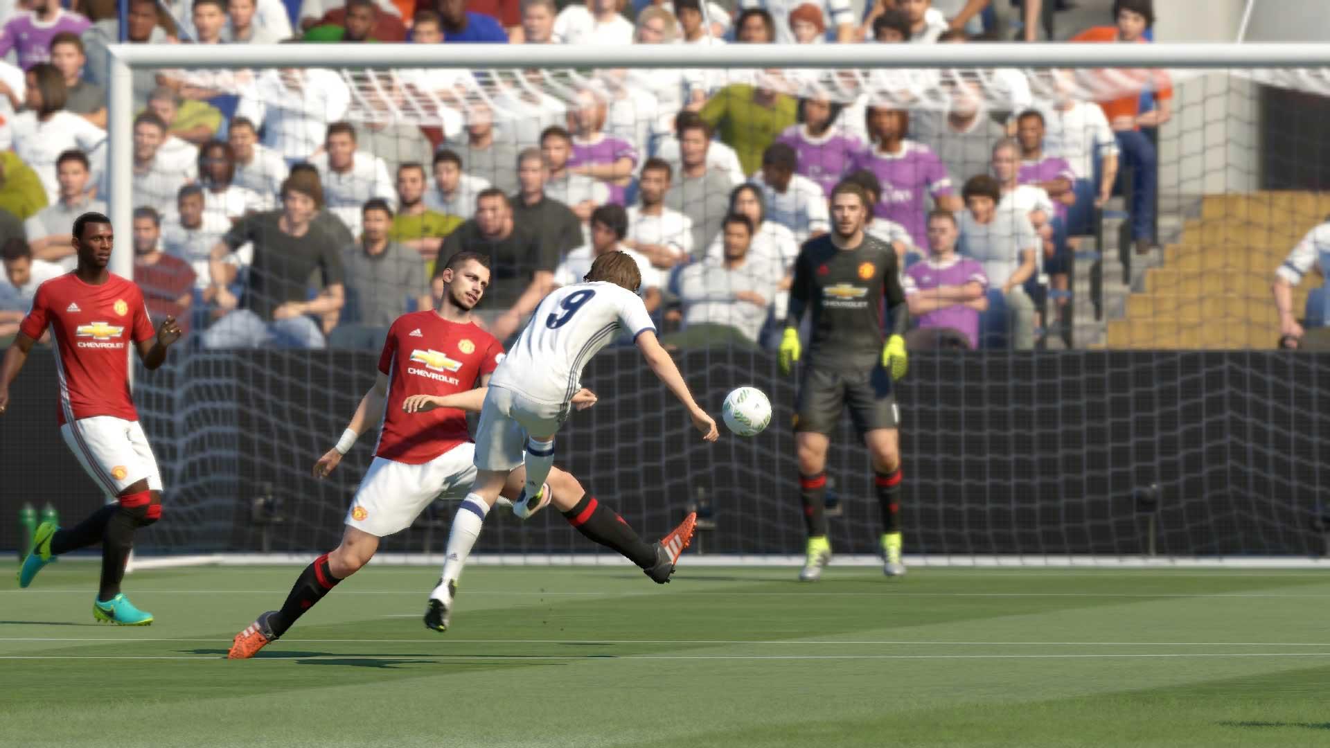 FIFA 17 defender