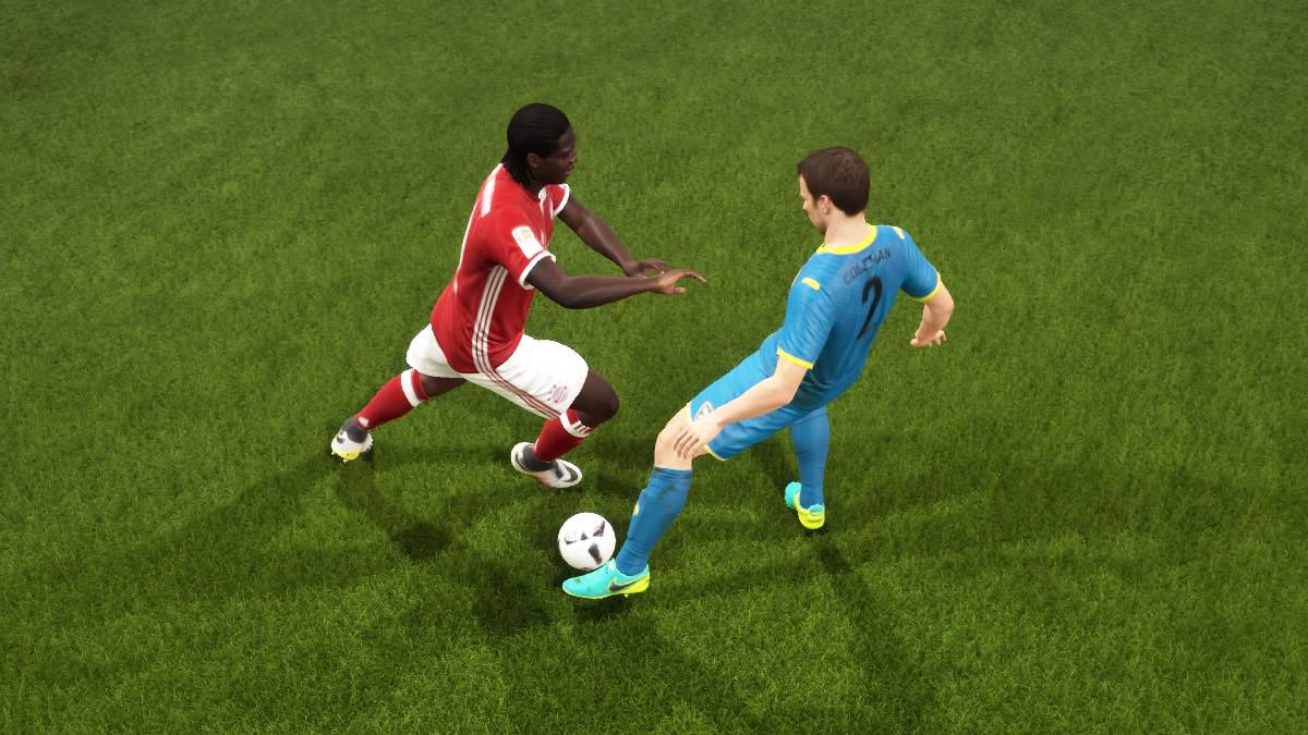 FIFA 17 regates