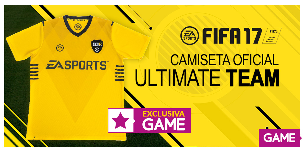 FIFA 17 Ultimate Team camisetas en GAME