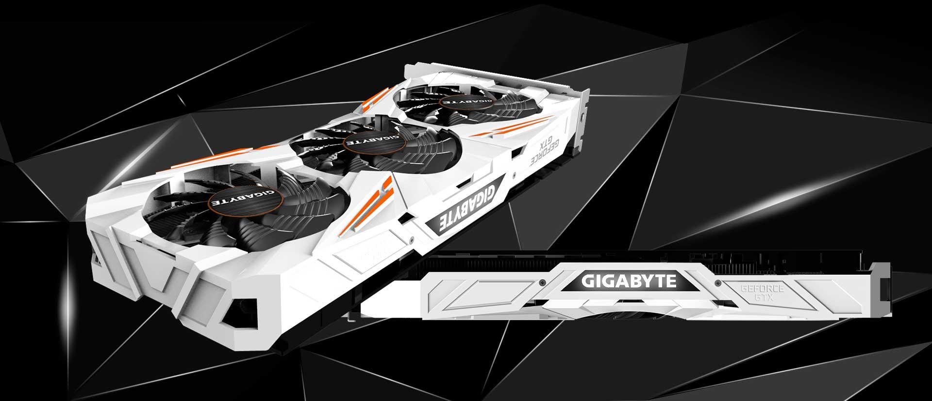 GIGABYTE 1080 Ti OC Edition