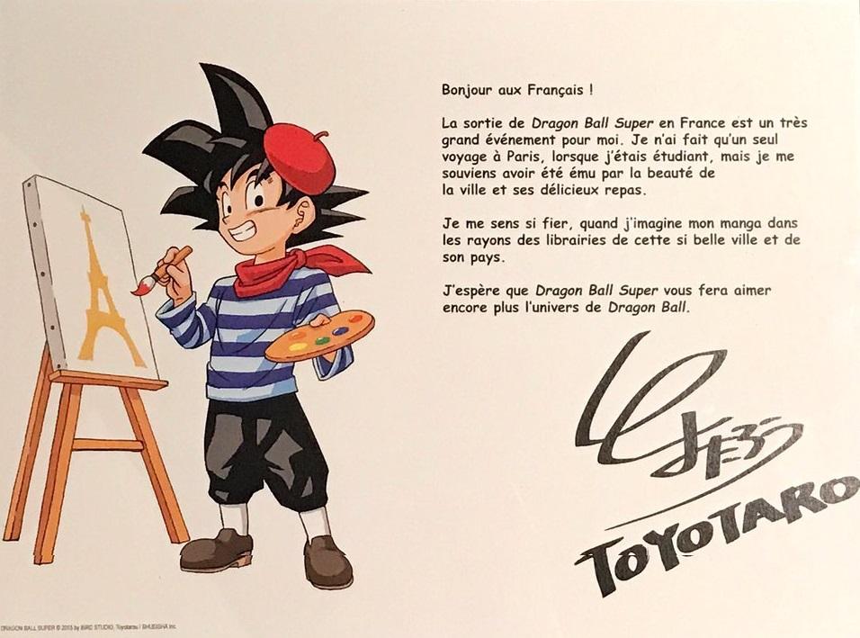 Goku París