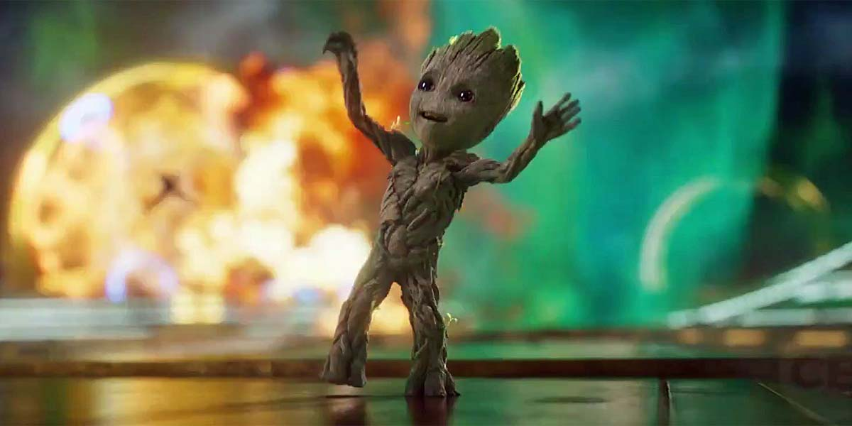 Guardianes de la galaxia vol. 2 - Baby Groot