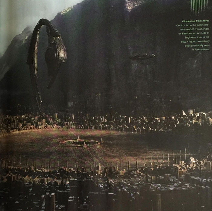 Imagen del reportaje sobre Alien: Covenant