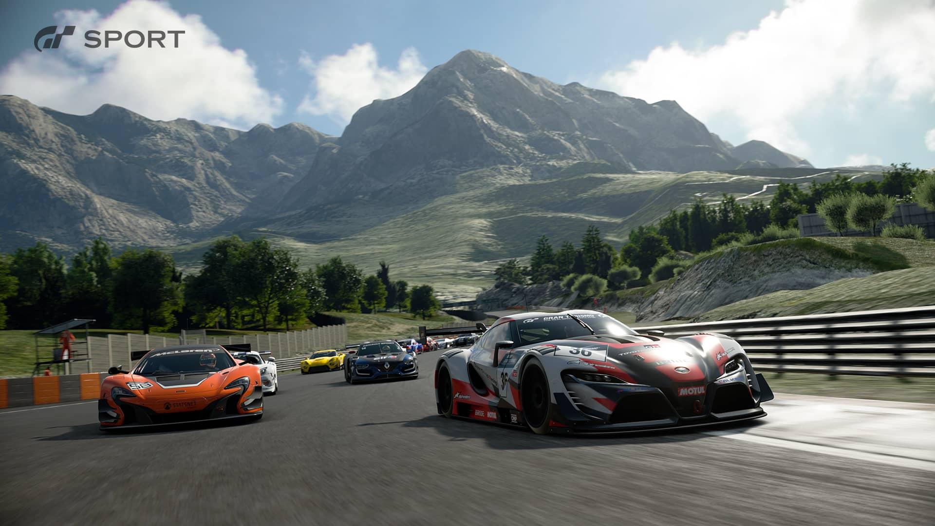 Avance de Gran Turismo Sport para PS4