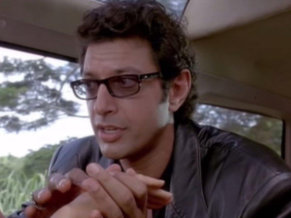 Jeff Goldblum regresa a Jurassic World 2