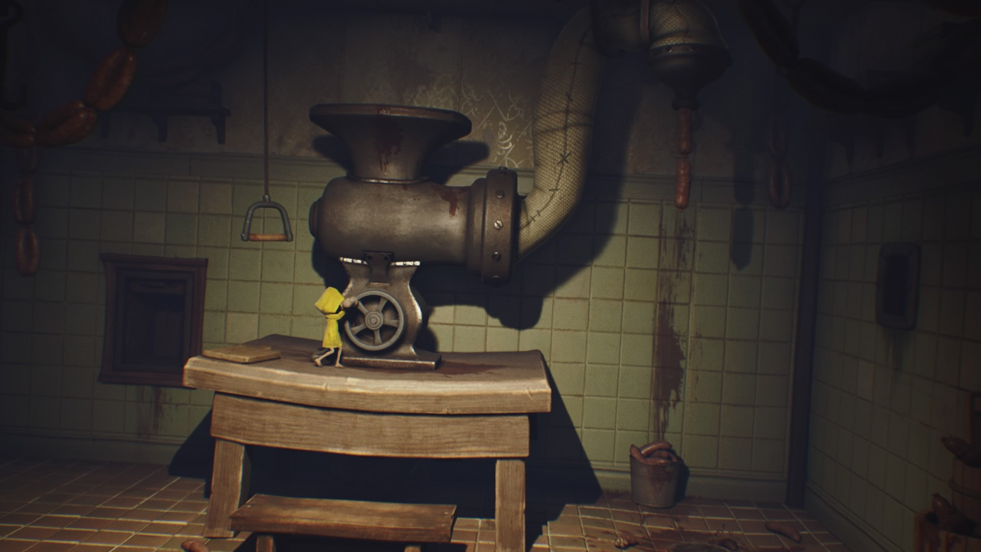 Little Nightmares análisis PS4 Xbox One PC