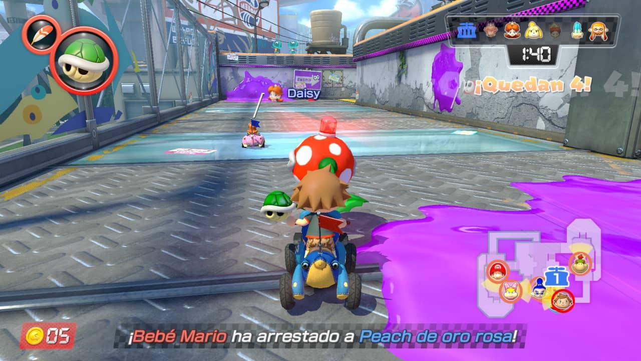 Super Mario Kart Deluxe Steadlaneclub
