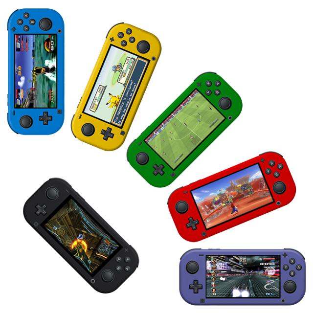Posible diseño de Nintendo Switch Mini