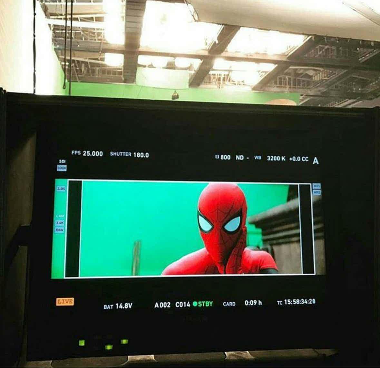 Nueva imagen de Spider-Man: Homecoming