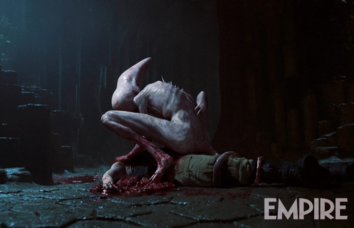 Nuevas imágenes de Alien: Covenant