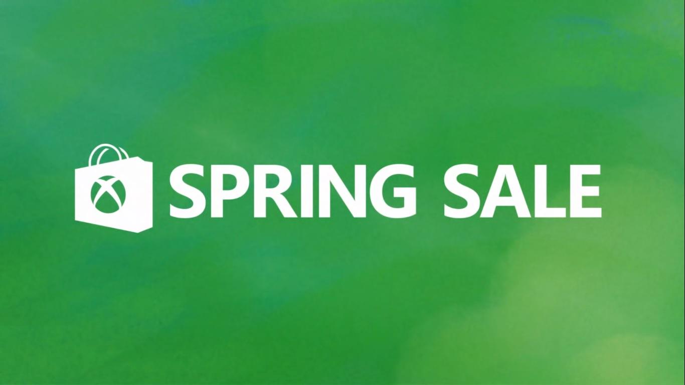 Ofertas de primavera Xbox Live