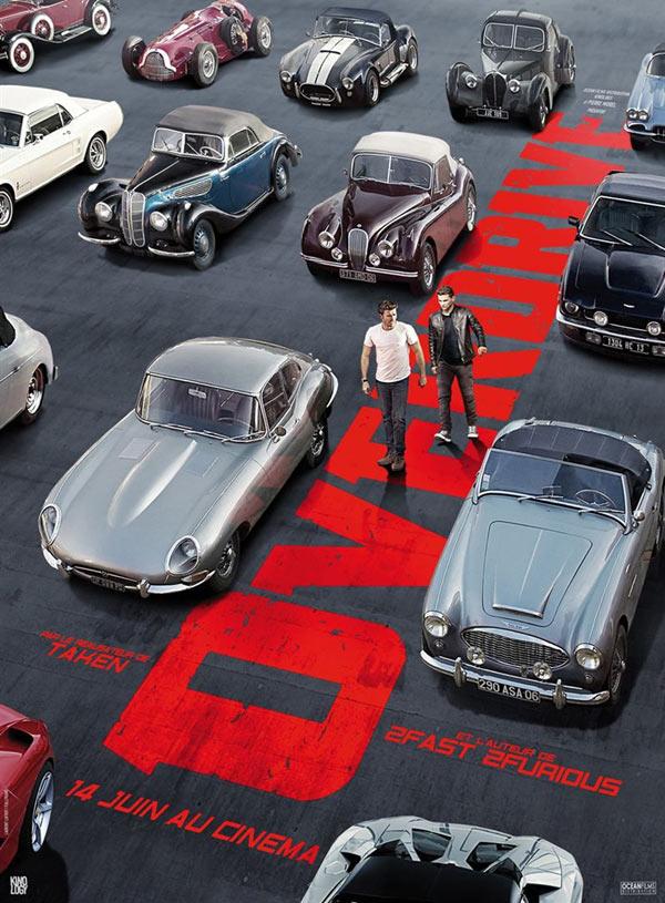 Scott Eastwood, Ana de Armas, coches