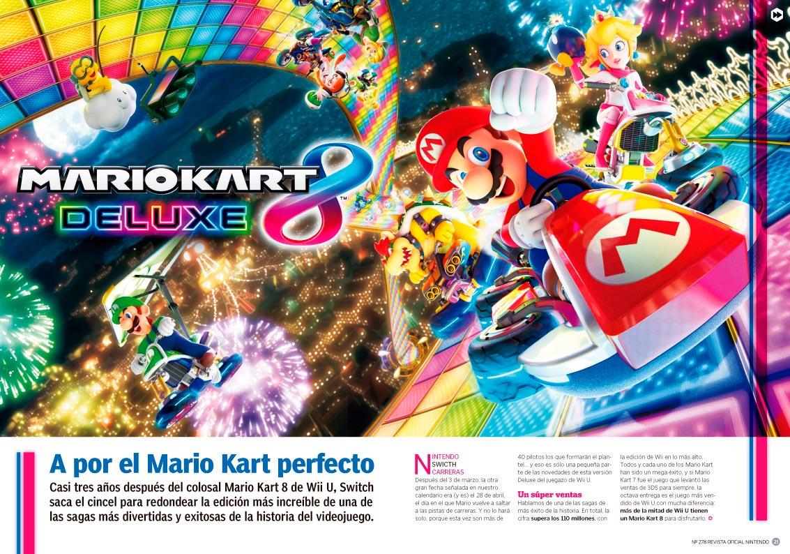 RON 296: Mario Kart 8 Deluxe