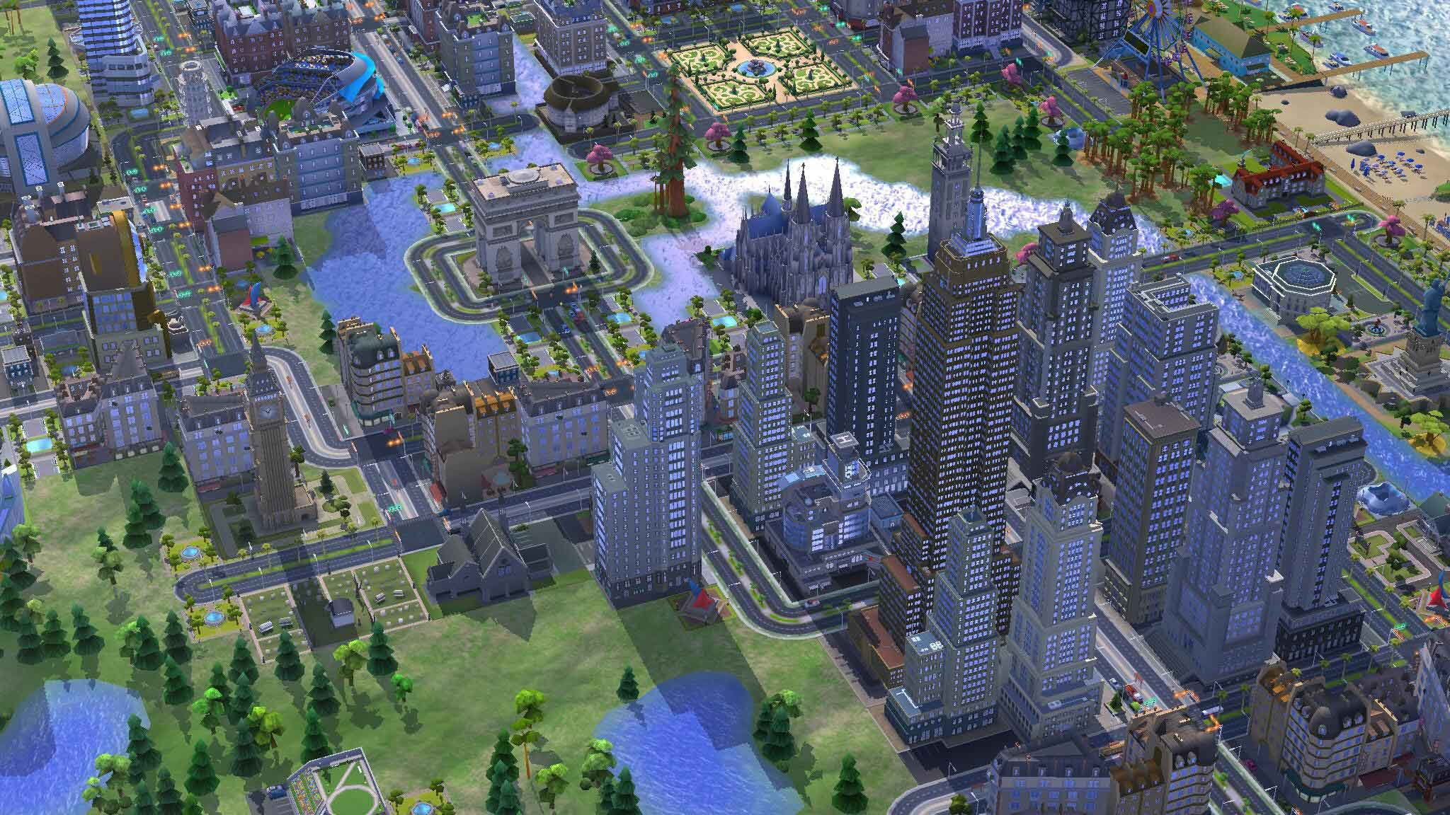 SimCity BuildIt trucos