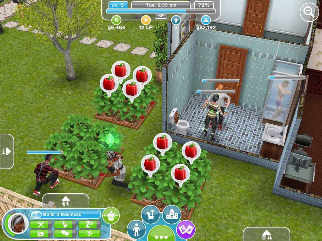 Los Sims FreePlay trucos