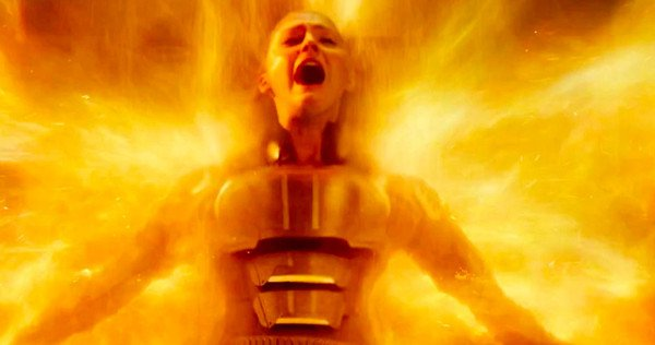 Sophie Turner en X-Men: Apocalipsis