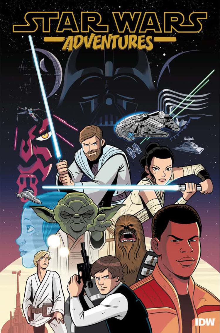 IDW, Comic, Star Wars