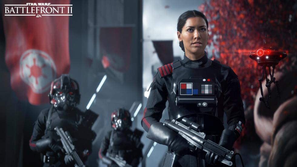 Star Wars Battlefront 2 Iden Versio/Janina Gavankar