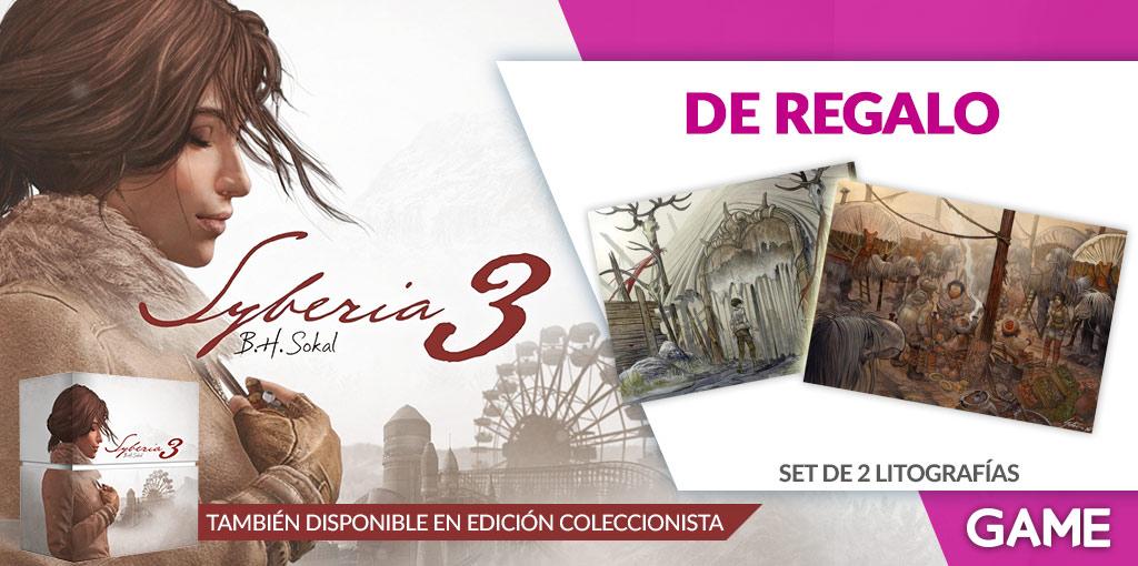 Syberia 3 GAME