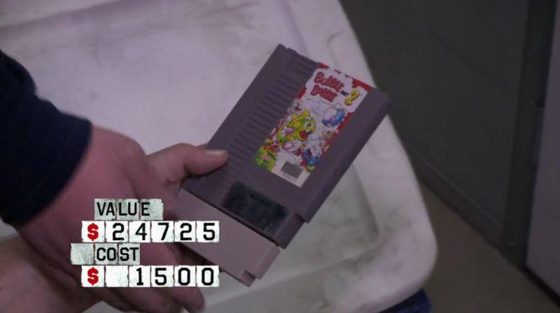 Un trastero con videojuegos valorados en 45.000 dólares