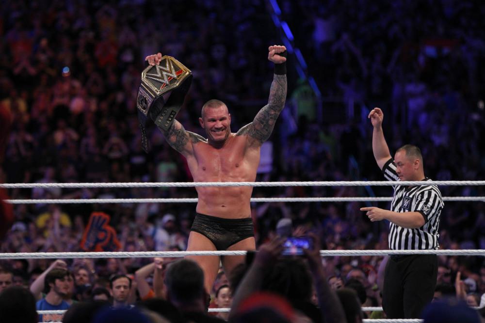 WrestleMania 33 - Campeonato Mundial de la WWE - Bray Wyatt vs. Randy Orton
