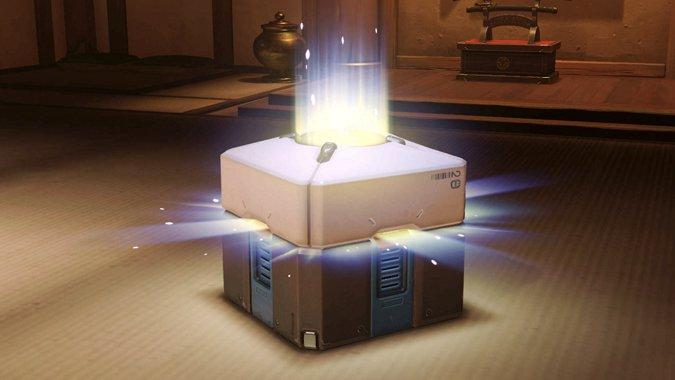 Legenday Box Overwatch