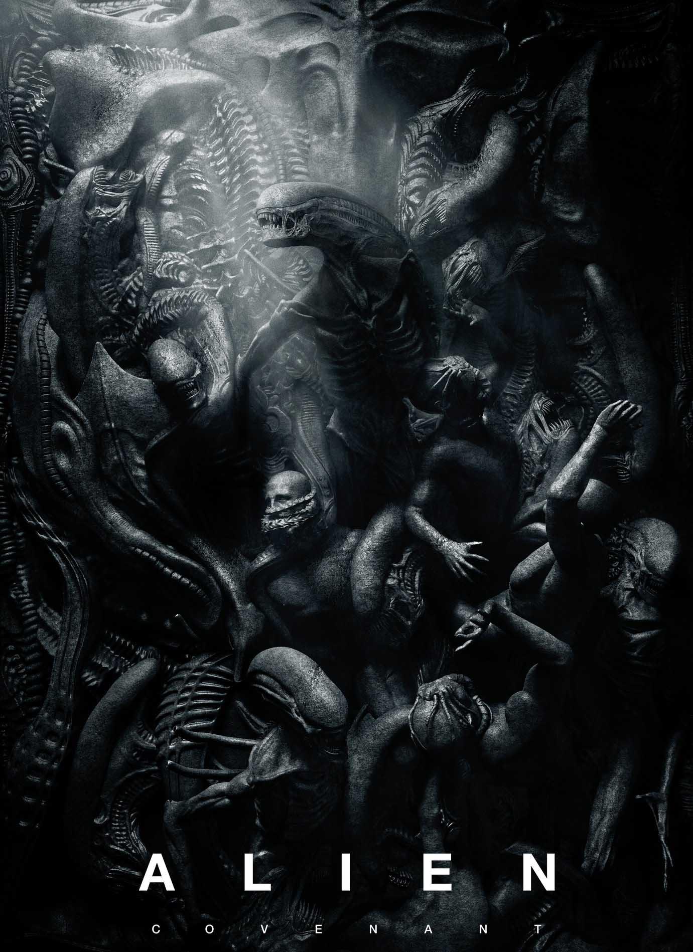 Alien Covenant poster alternativo