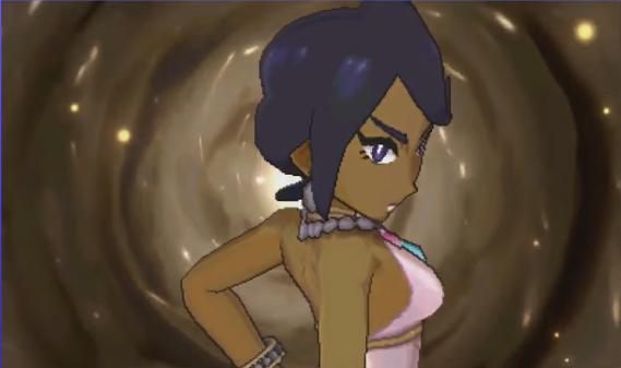 Alto Mando Pokémon Sol y Luna